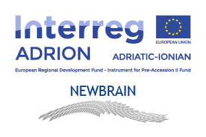Nodes Enhancing Waterway bridging Adriatic-Ionian Network Logo